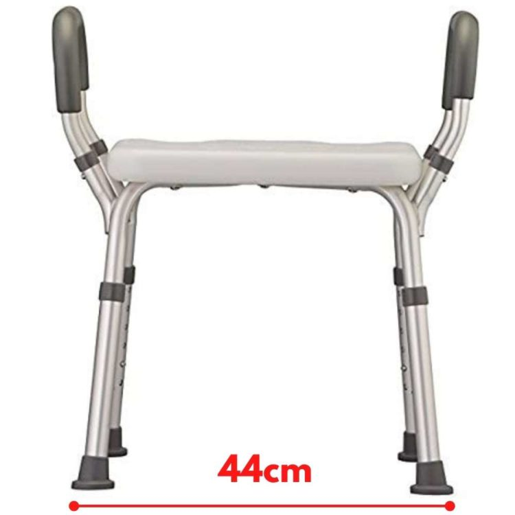 Medical Shower Chair   Bath Seat Shower Bench With Arms 7