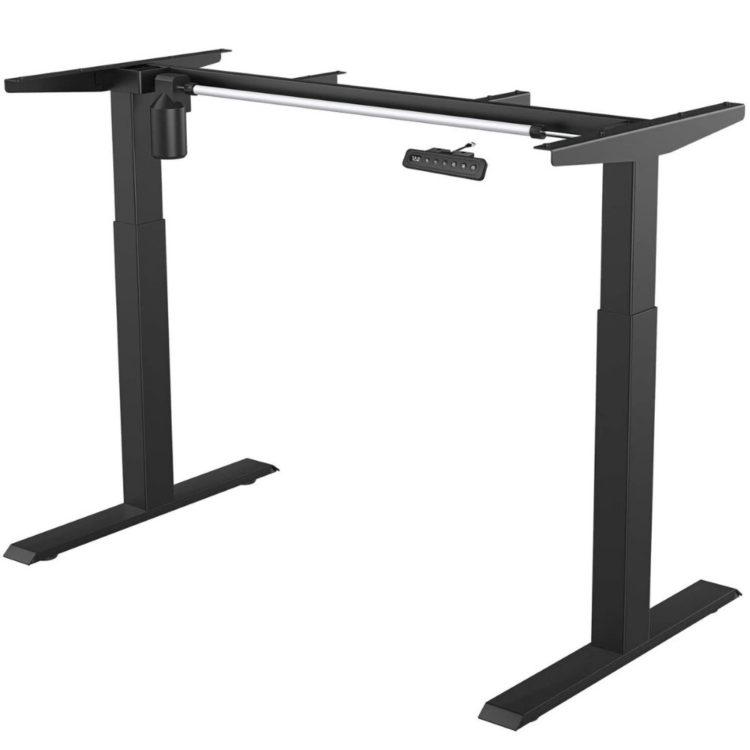Electric Stand Up Desk Frame Workstation 12