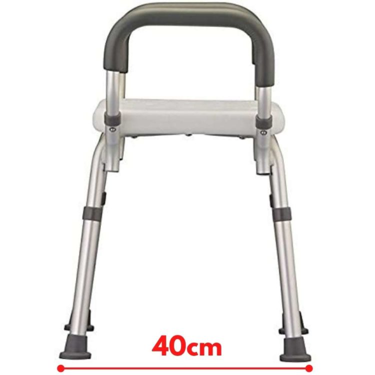 Medical Shower Chair   Bath Seat Shower Bench With Arms 8