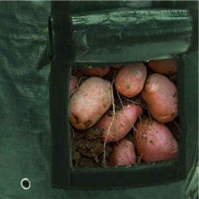 Compost Bin | Reusable Compost Bag 2
